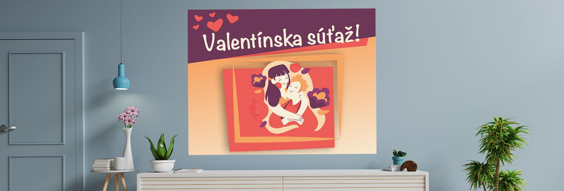 Valentínska súťaž o obraz